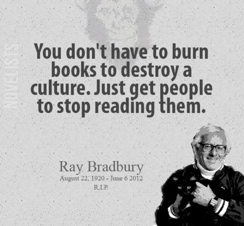 Bradbury / clever!