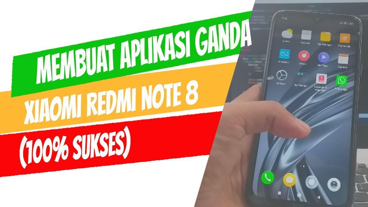 Cara Membuat Dual Aplikasi Hp Xiaomi Redmi Note 8 Aplikasi Website