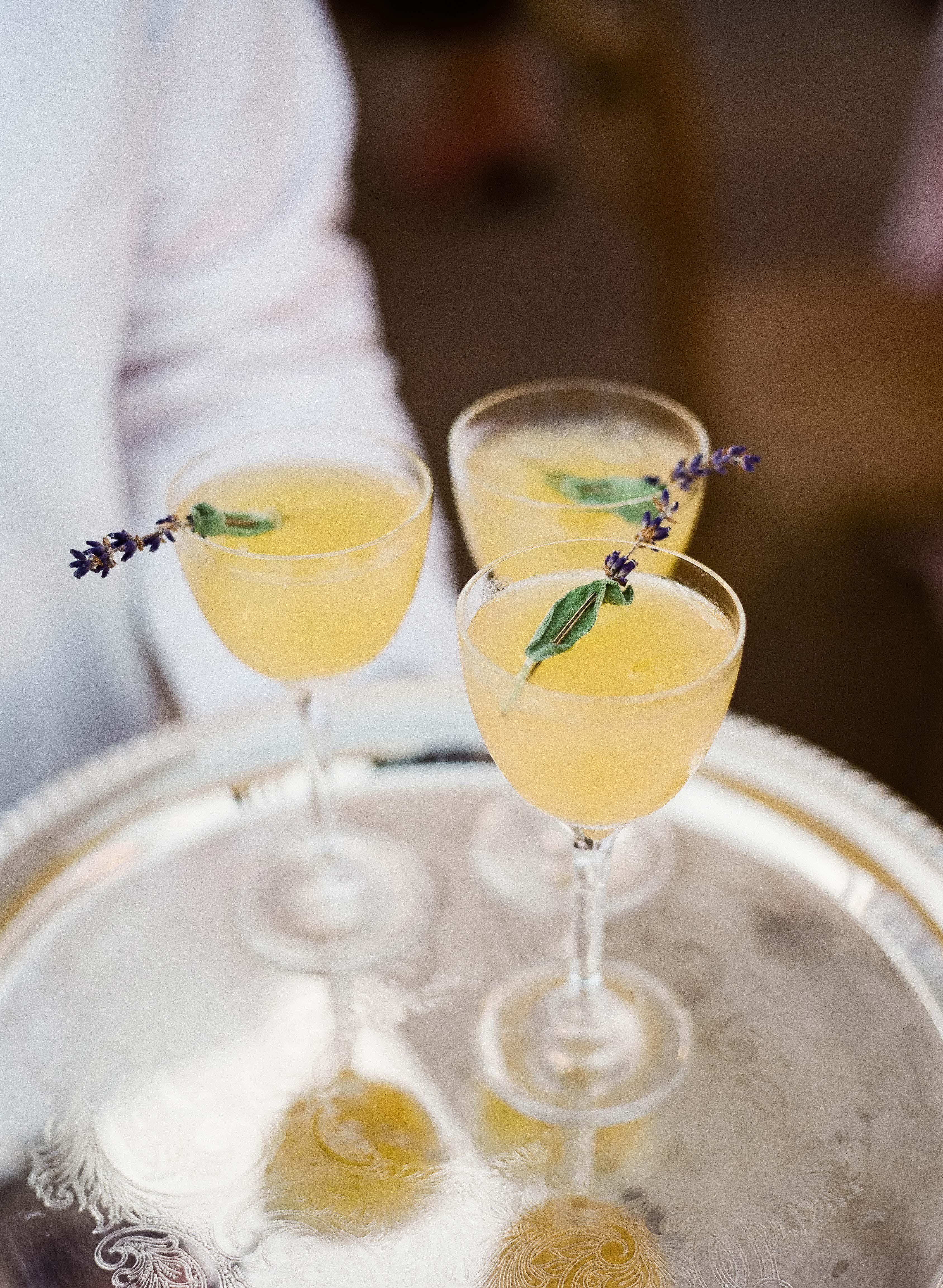 Lavender Whiskey Sour Recipe in 2020 Signature