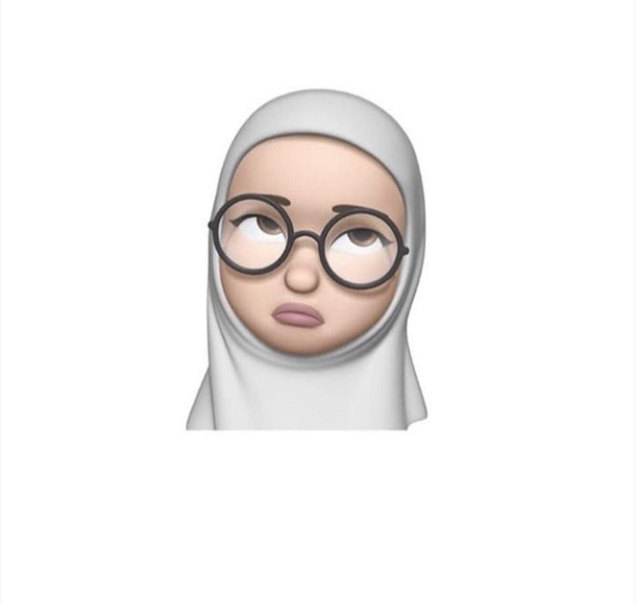 Zepeto Jilbab Seni Islamis Ilustrasi Lucu Animasi Desain Karakter
