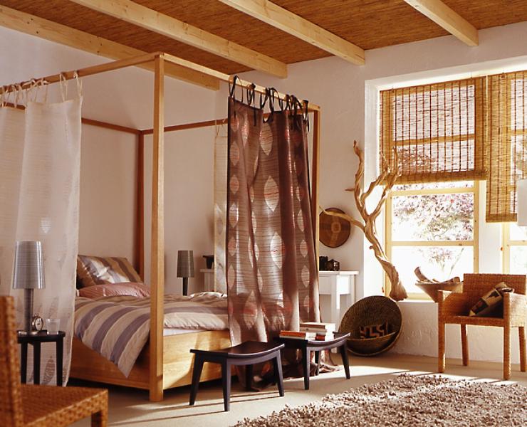 Schlafzimmer afrika ~ Ethno u2013 kontinentaler wohnstil schöner wohnen wohnen und