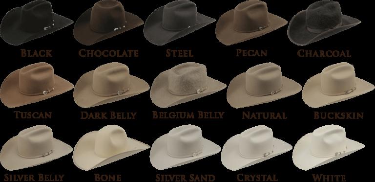 Cowboy Hat Styles Cowboy Hat Styles Cowboy Hats Felt Cowboy Hats