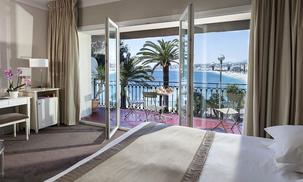Hotel Suisse In Nice France Frenchriviera Roomwithaview