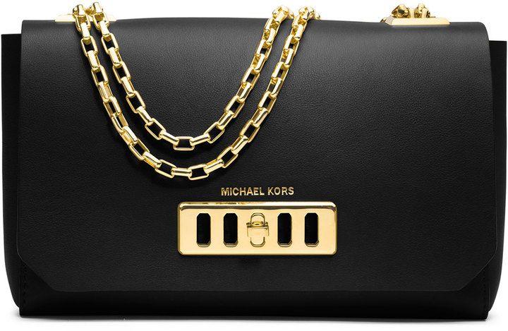 Michael Kors Vivian Shoulder Flap Bag On Shopstyle Com