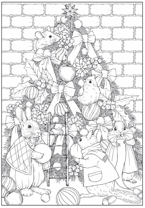 - Free Download Christmas Coloring Pages, Cool Coloring Pages, Printable  Coloring Pages