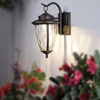 Altair Lighting Outdoor Led Wall Coach Light Led Lantern Coach Lamps Outside Lighting Ideas