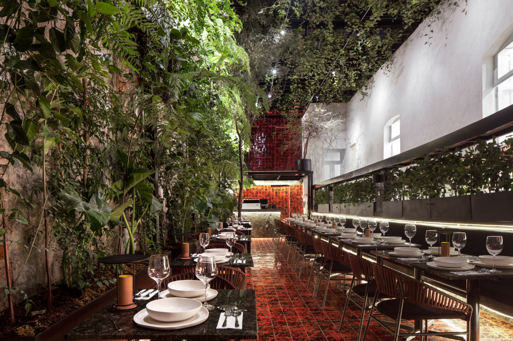 Galería de Xuva´ restaurante / Mecate Studio 12 in 2020
