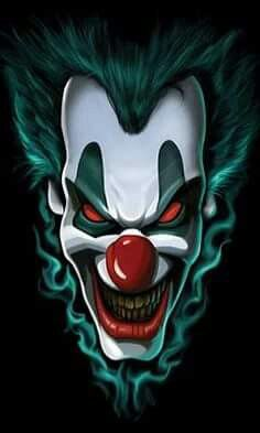 3b9adb93 Pin by Sherry Collins on scary clowns in 2019 | Evil clowns, Clown ...