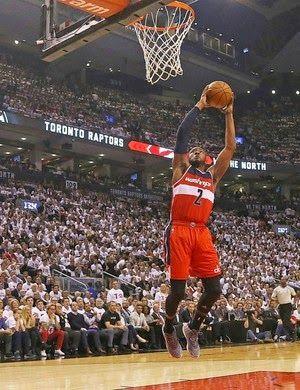 Blog Esportivo do Suíço:  Com grande atuação de John Wall, Wizards voltam a bater os Raptors