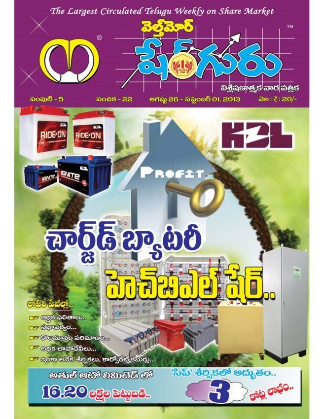 Share Market Telugu Pdf
