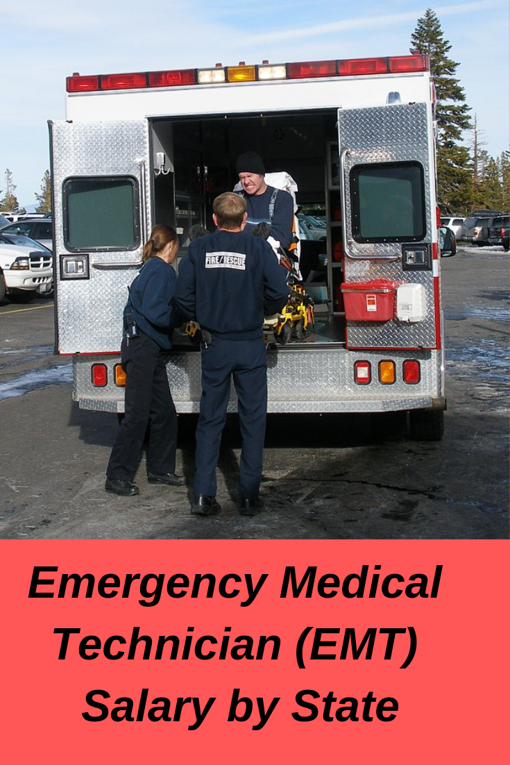 How Much Does An Emt Make >> How Much Do Emts Make Annually Salary And Wages For Emergency