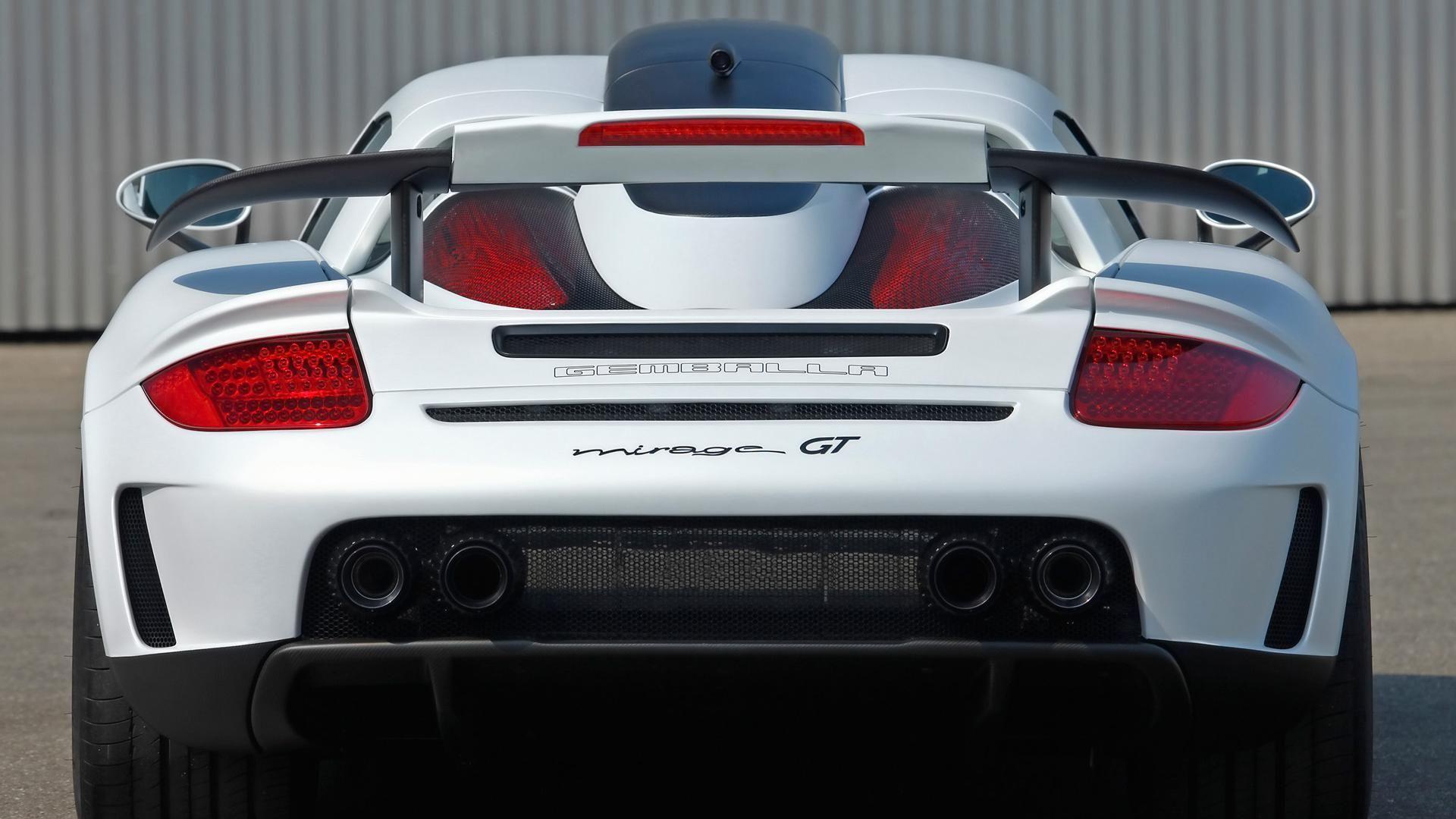 Porsche Carrera GT Mirage Gemballa