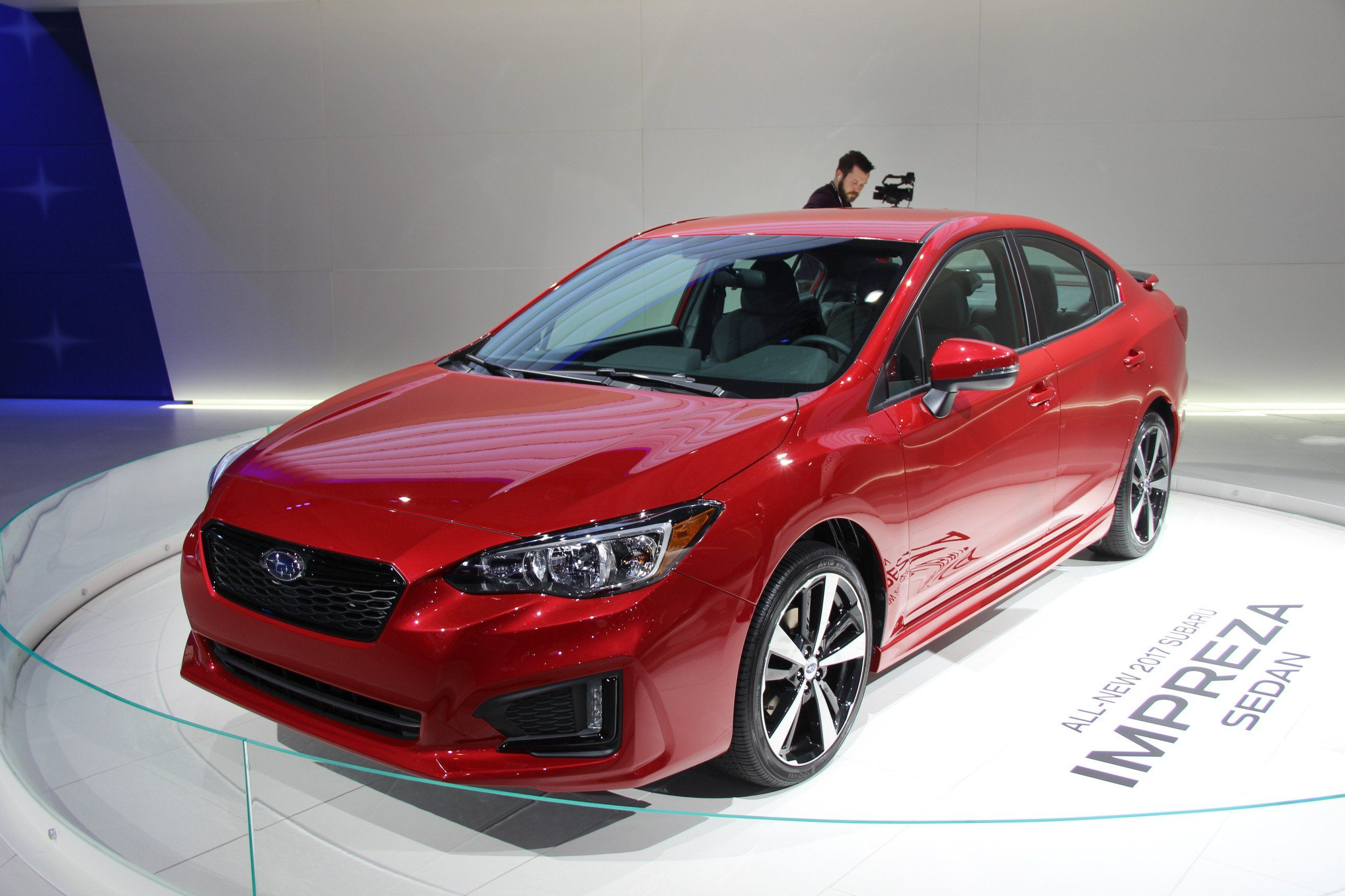 You Can Relax A Manual 2017 Subaru Impreza Was Just Confirmed