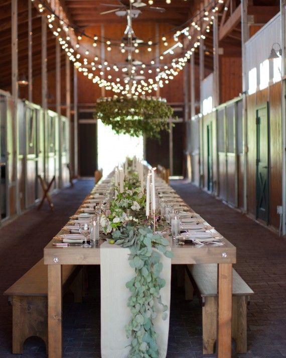 Multiple Wedding Receptions: 6 West Coast Wedding Venue Faves From Floral Designer
