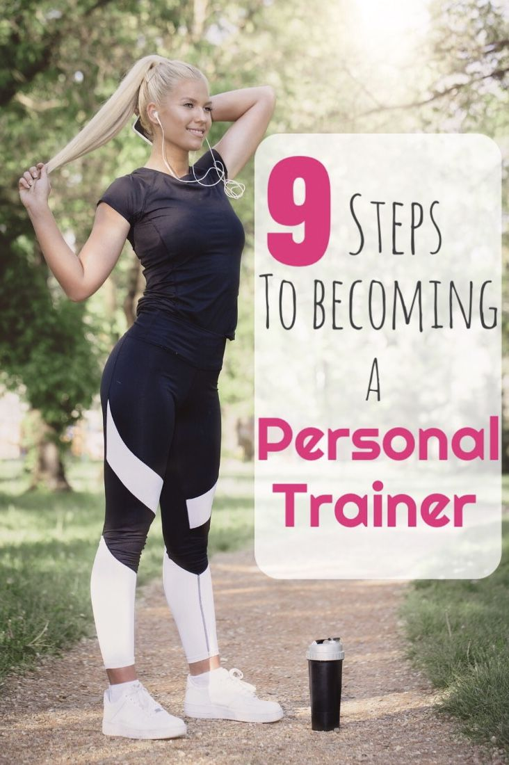 Eager to Become a Fitness Pro Hereus What to Do  Fitness Trainer