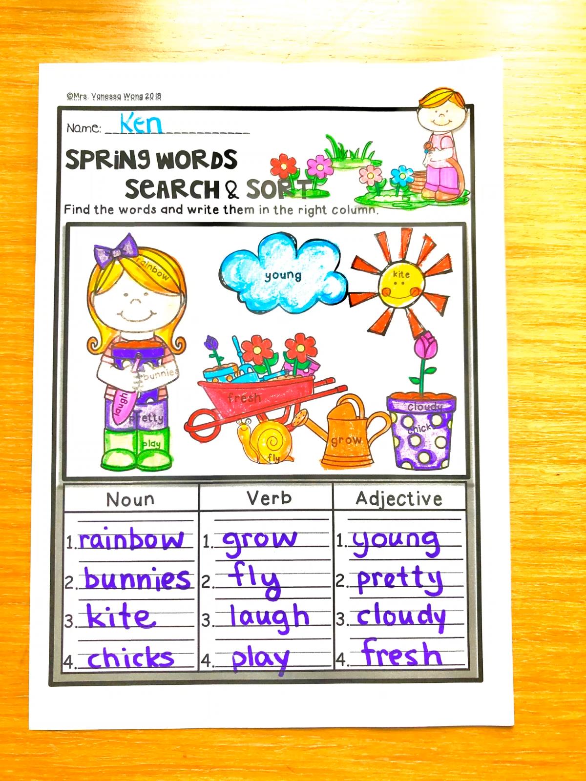 Fall Winter Spring Summer Seasonal Bundle Math Literacy Worksheets First Grade Video In 2021 Spring Math Math Literacy Literacy [ 1600 x 1200 Pixel ]