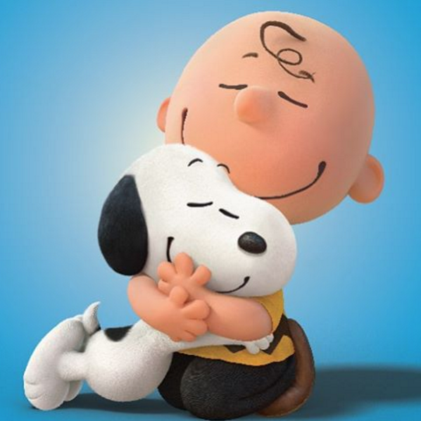The Peanuts Movie was nominated for a Golden Globe today! YAY!!