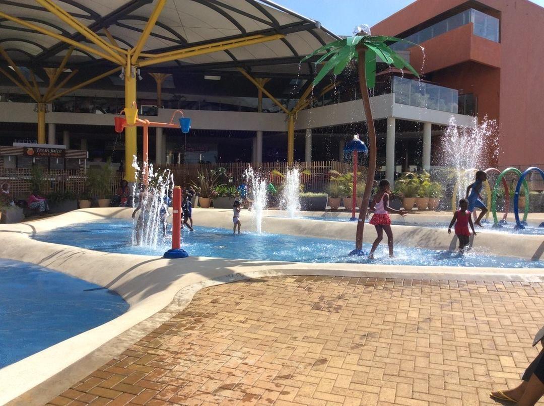 Somewhere In Africa Kenya Nairobi Garden City Mall With