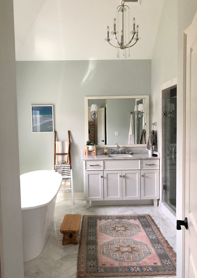 Grey Paint Colors For Bathrooms