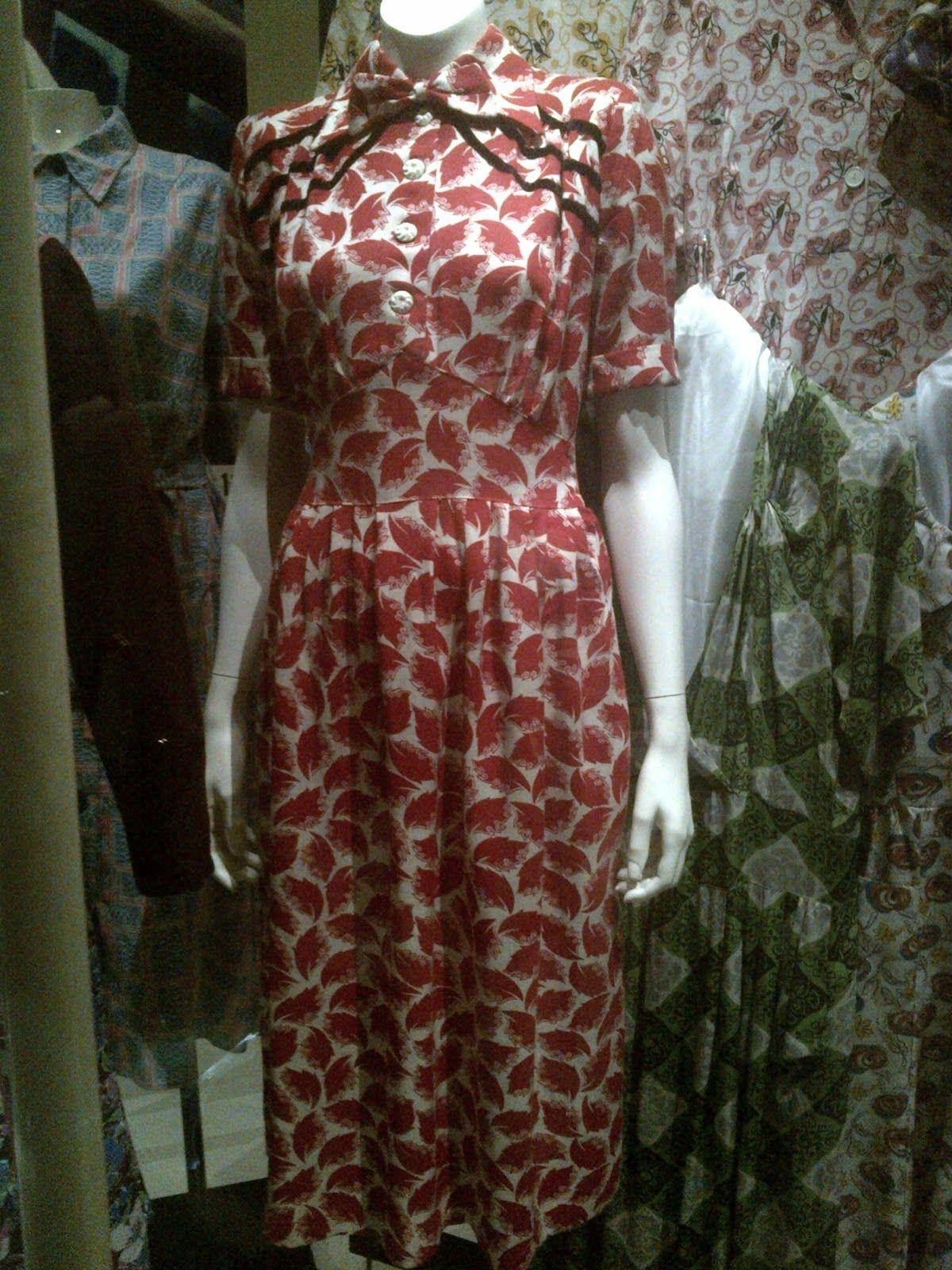 Utility Exhibition 1940s Inspired Fashion Forties Fashion 1940s Fashion