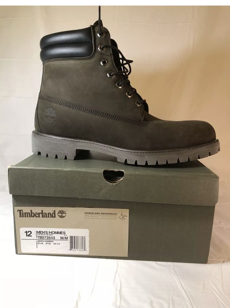 Prestador centavo Ahorro  885641686260 timberland 6 inch boot dark brown size 12 waterproof suede  material #fashion #clothing #shoes #ac… | Boots, Leather work boots,  Timberland 6 inch boots