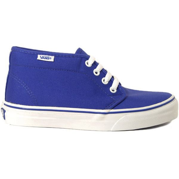 Vans Chukka Boot Vn-0egt3d4 ($30) ❤ liked on Polyvore