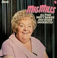 No. 3: Mrs. Mills – 50 Worst Album Covers | Worst album