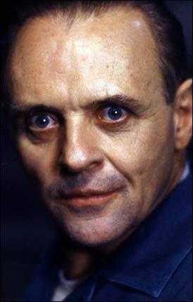 Dr Hannibal Lecter, Anthony Hopkins | アンソニー・ホプキン