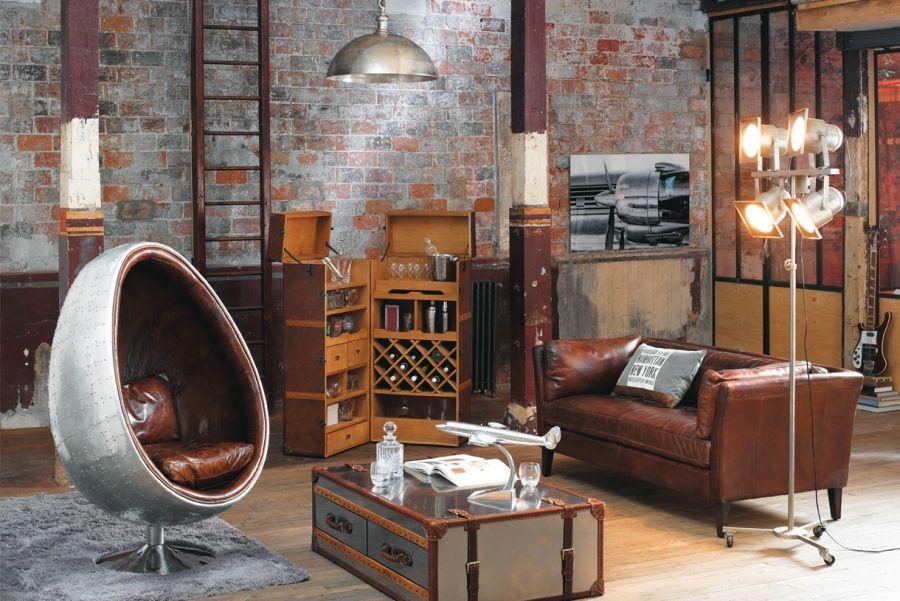 Maison Du Monde Industriel #11: Adoptez Le Style Factory