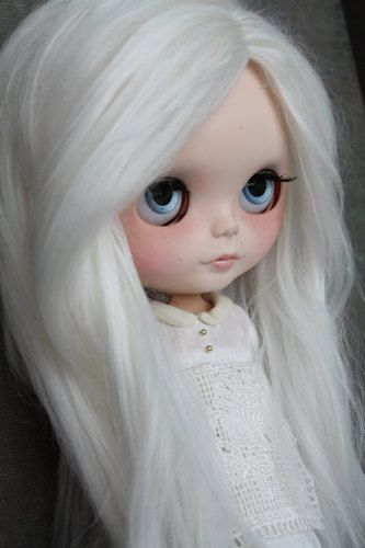 MADE to order Reroot  Services for Blythe Doll/ Including hair and scalp/ Not including blythe doll on Etsy, £134.20