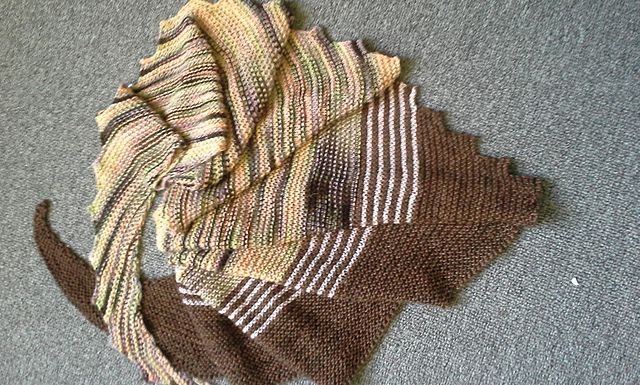 Ravelry: StallingsD's Striped Bamboo Hitchhiker