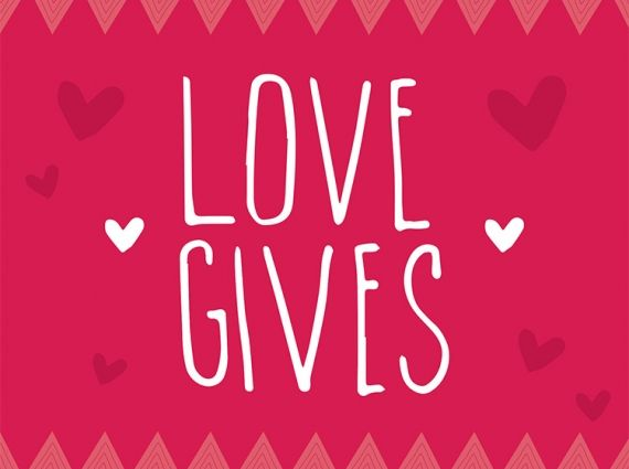 love gives make a donation to a21 campaign and send a valentine to encourage human - Send A Valentine