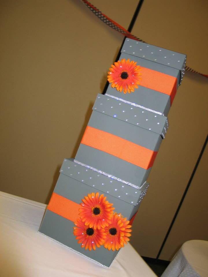 Card box for bridal shower card box bridal shower
