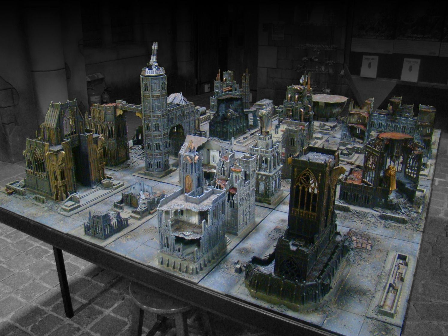 Request A Gaming Table Warhammer World Wargames Terrain Ideas
