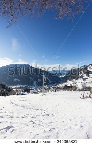 #Winter #Landscape #View From #Mitterberg @Shutterstock #Shutterstock #snow @carinzia #ktr14 #nature #mountains #carinthia #stock #photo #new #download #portfolio #hires