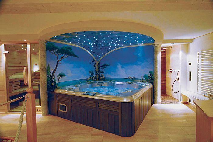 I want this !!! | Hot tub, Jacuzzi tub, Fancy bathroom