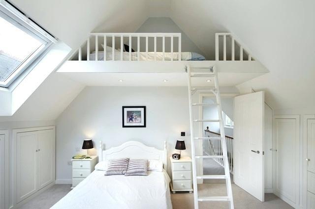 genial Zimmer loft #loftconversions