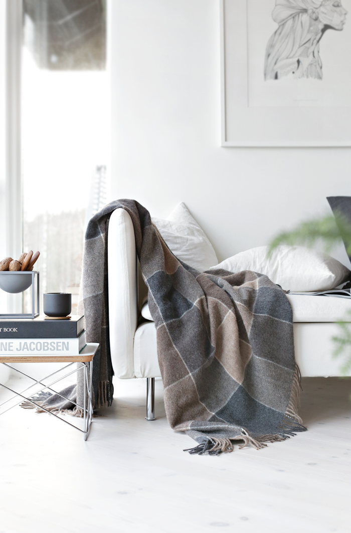Get warm in Norwegian throws | Stylizimo Blog