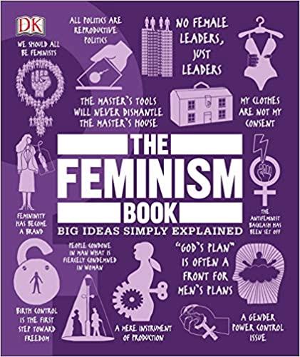 The Feminism Book Big Ideas Simply Explained Dk 9781465479563 Amazonsmile Books Philosophy Books Feminism Books