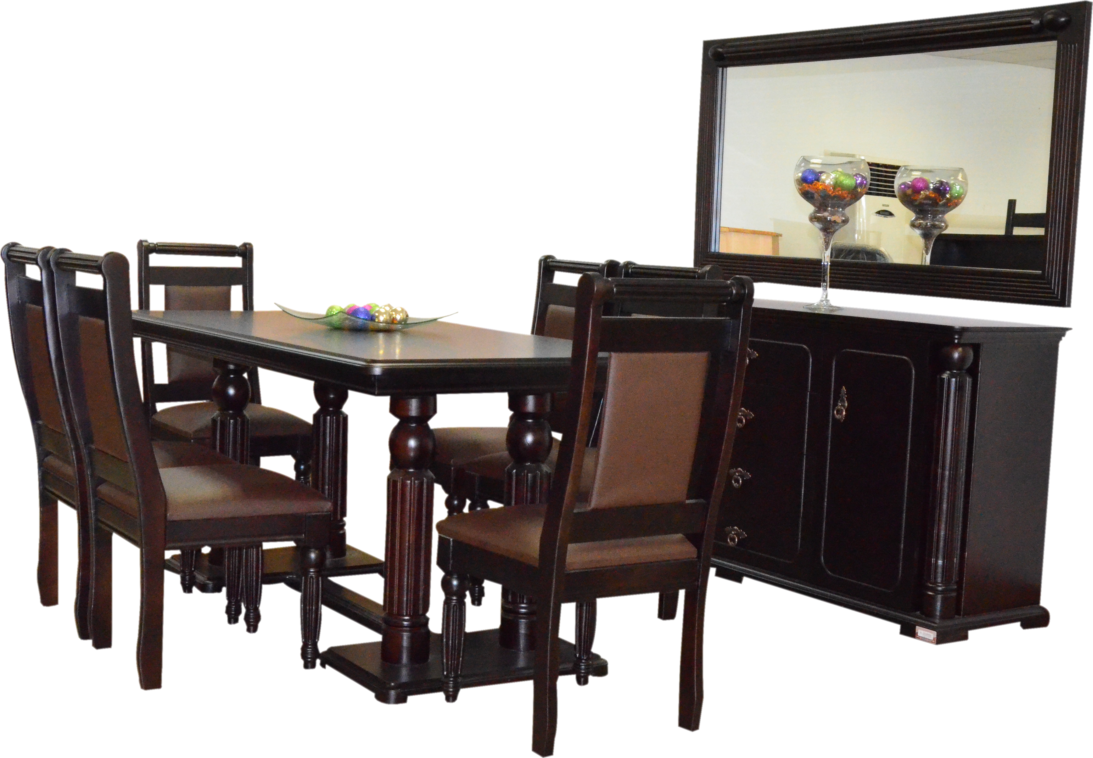 Sasha Dining Suite Made In Zimbabwe By Us