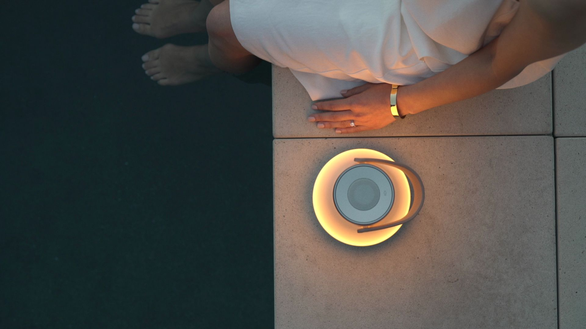 The revolutionary UMA Sound Lantern redefines the portable lantern