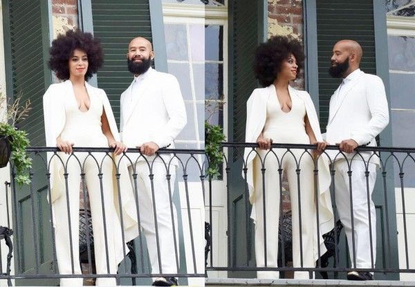 Solange-Alan-Wedding New Orleans, as we say nawlins