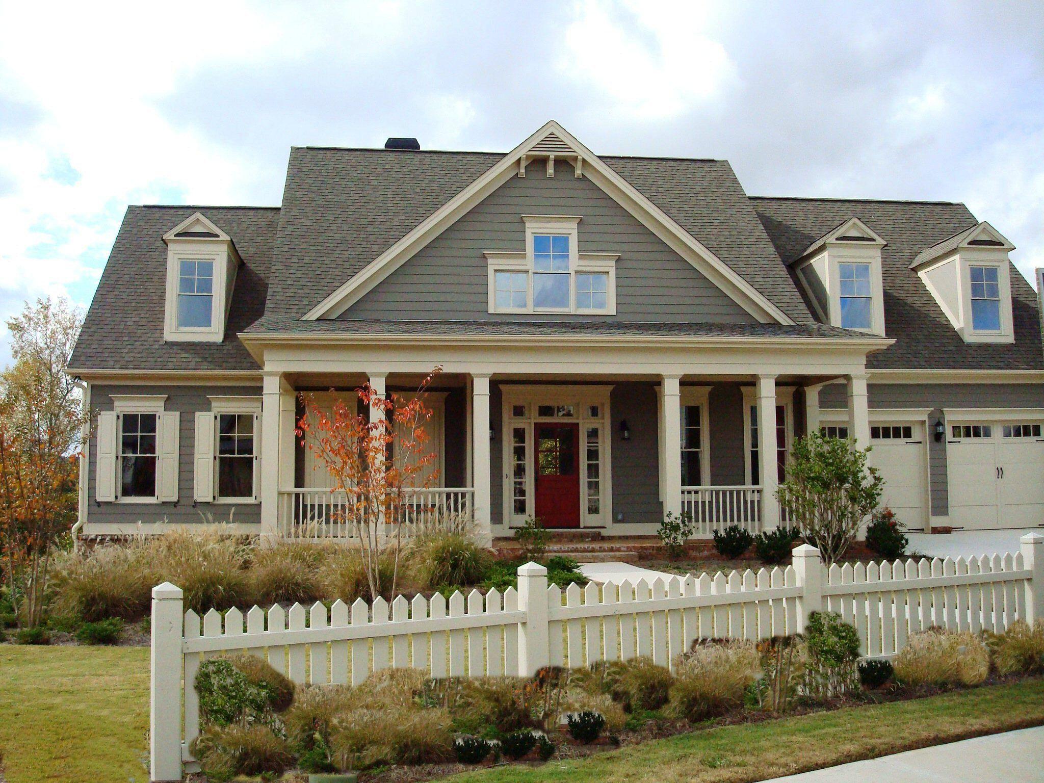 Top Modern Bungalow Design | Exterior colors, House colors and Bricks