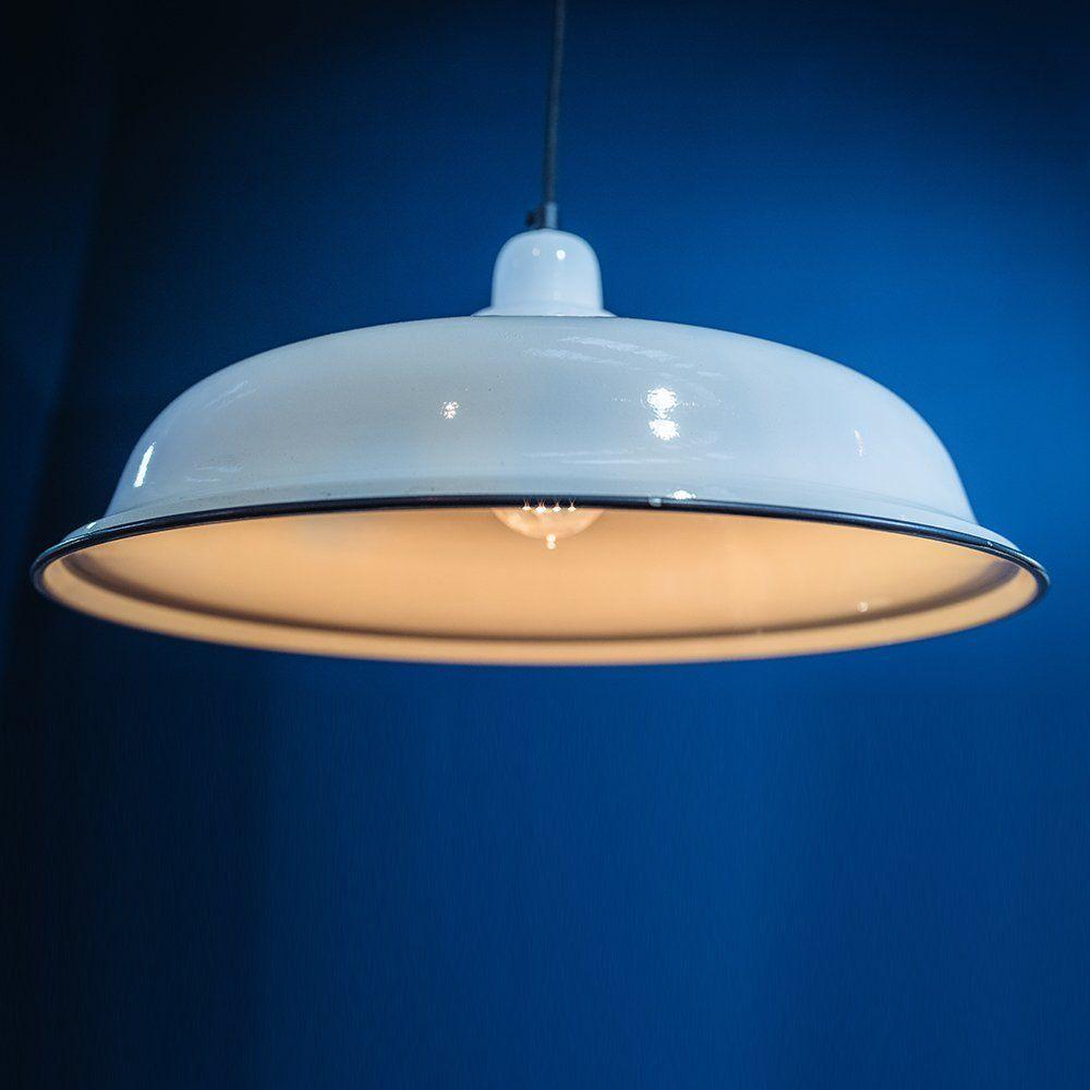 Large Aldgate Hanging Light - Off White | Kitchen lights | Pinterest ...