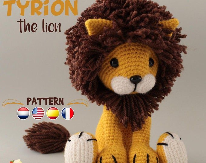 crochet pattern-The Tong Tong cat(PDF/ENG) #crochetgiraffepattern