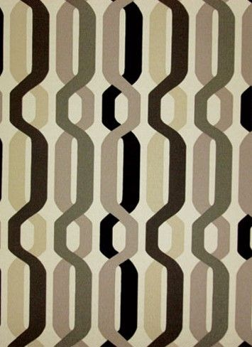 Sea Twist Caviar - specially treated fabric suitable for outdoor use. UV, stain and water resistant.