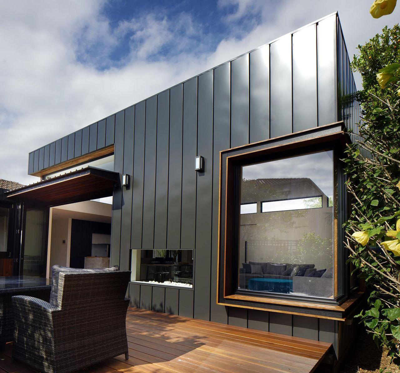 Art Deco Residential: A Renovation Upgrades An Art Deco House