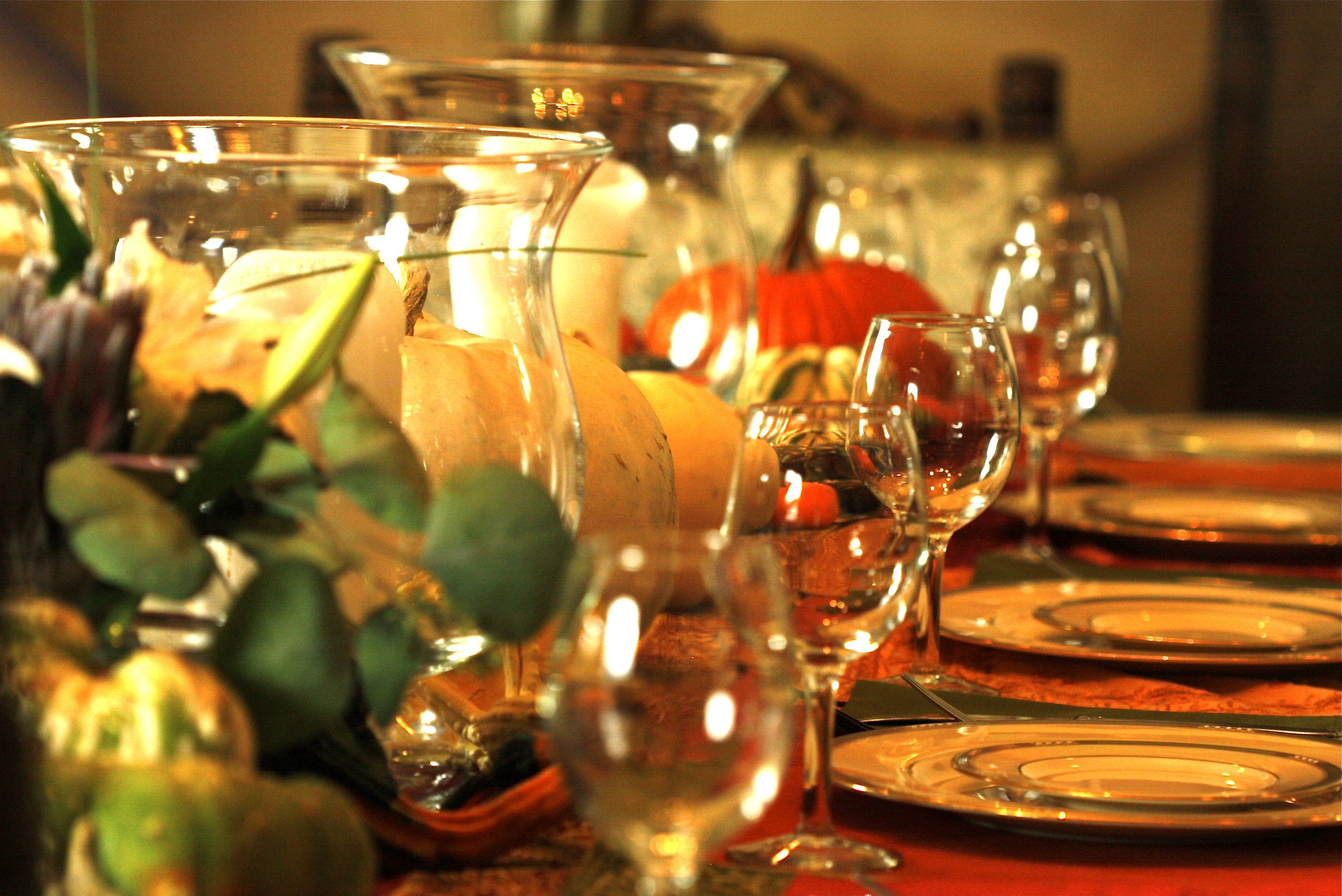 Harvest Feast Table Setting & Harvest Feast Table Setting | Ali in the Valley | Pinterest ...