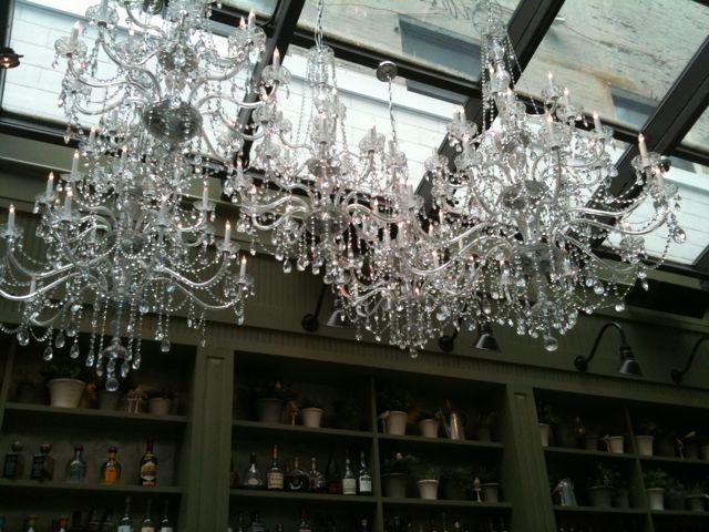 Mondrian hotel soho chandeliers chandeliers pinterest mondrian mondrian hotel soho chandeliers aloadofball Choice Image