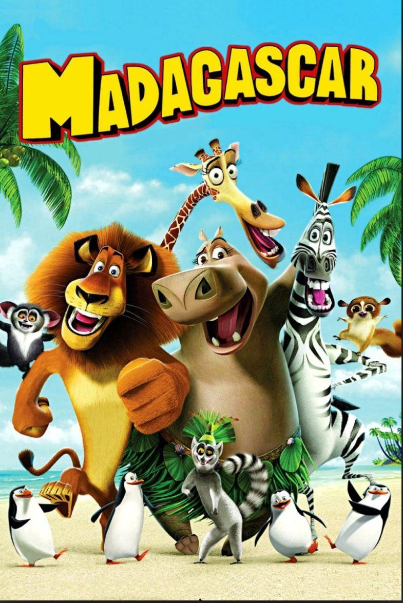 Awesome movie animated movies madagascar movie
